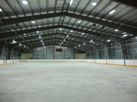 Buick Creek arena
