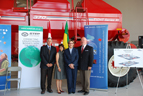 Photo of: Agritechnica Funding Announcement