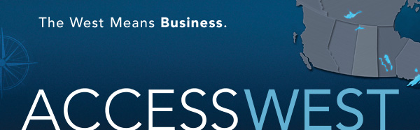Access West logo and newsletter header image