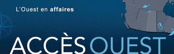 Accés Ouest logo and newsletter header image