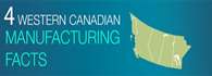 4 Western Canadian Manufacturing Facts