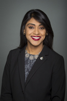 L'honorable Bardish Chagger
