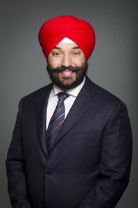 The Honourable Navdeep Bains
